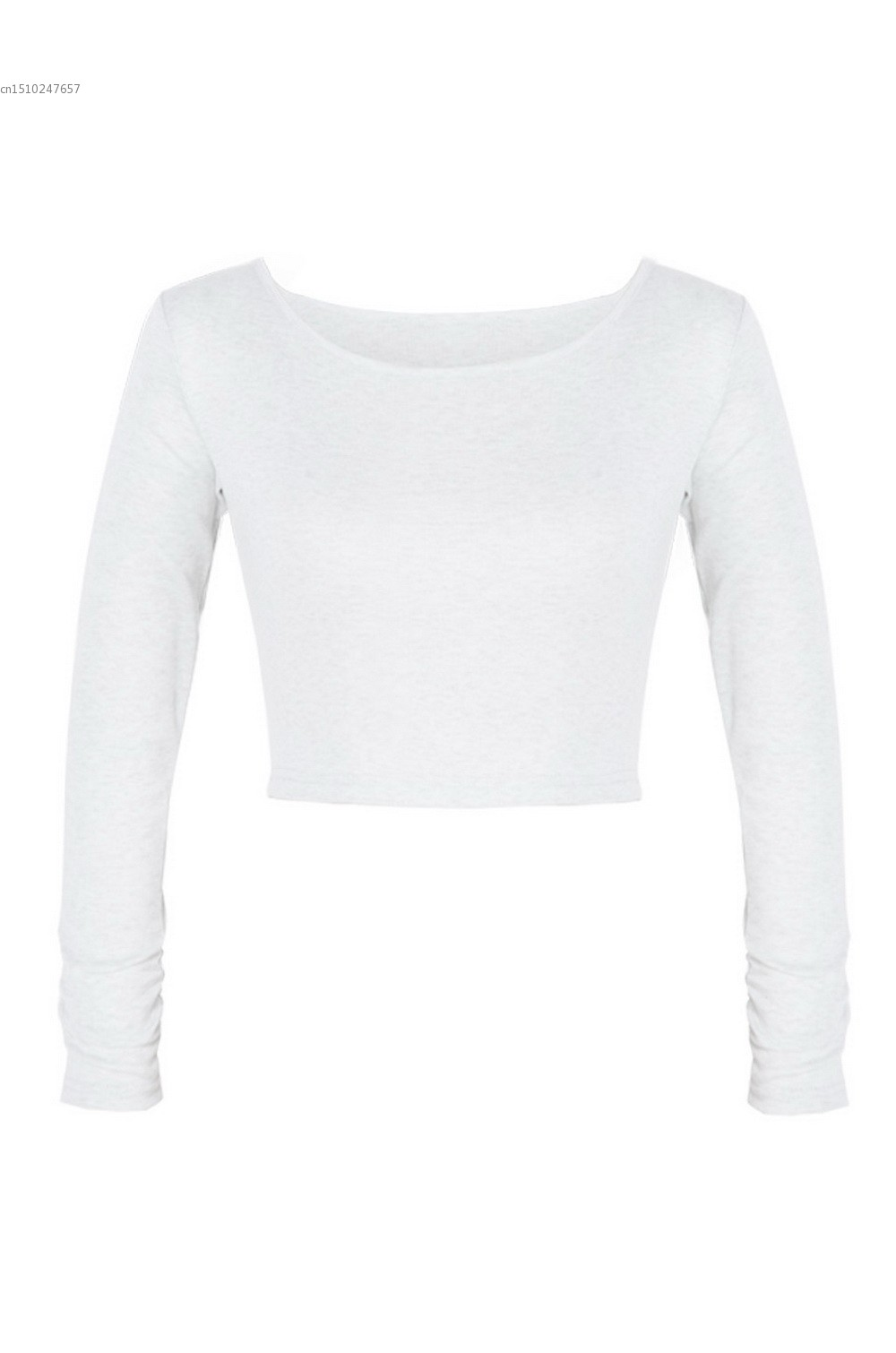 58957f5a281 Ladies Sexy O Neck Long Sleeve design Retro belly cotton Crop Top T Shirt  summer Women Autumn Sexy Tops-in T-Shirts from Women's Clothing on  Aliexpress.com ...