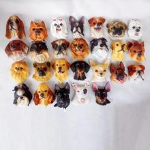 Novelty Cartoon Dog Fridge Magnets Kawaii Cute Animal Decorative