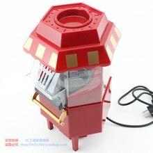 Free shipping popcorn machine six angle automatic popcorn maker