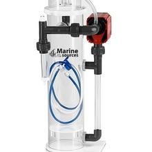 Морской источник кальция реактор покрытый кожухом DCR-120 DCR-150 DCR-200 DCR-200H для подводный, для аквариума рыбы резервуар для кораллов Солёная вода