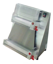 DR-1V PERFORNI food safe resin rollers adjusted from 0.5-5.5mm pizza press machine with CE and ROHS certifications