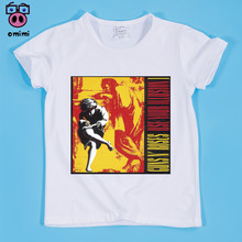 Gun N Roses T-shirts For Kid,Boy and Girl Baby Clothes