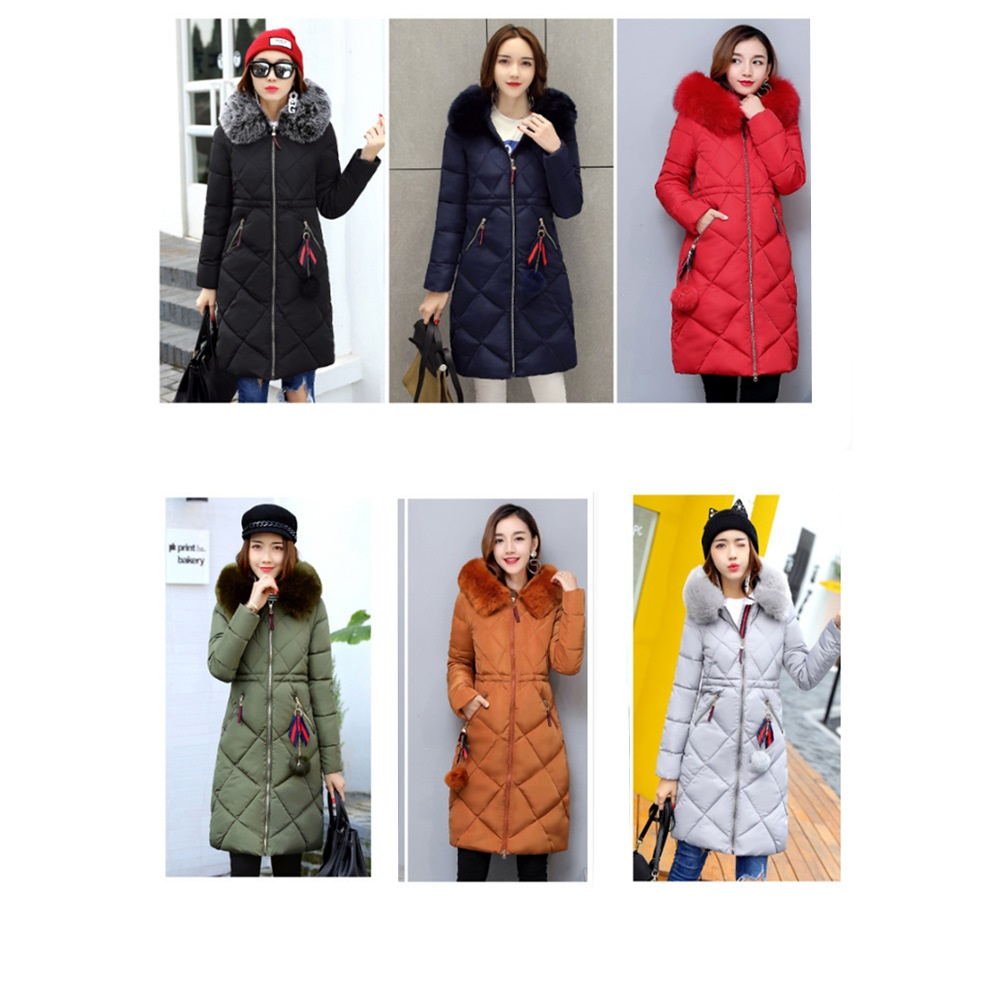women down coat with hood (1)