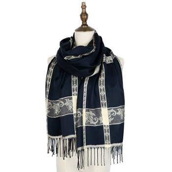 hijab scarf jacquard rayon wraps shawls scarves women pashmina scarf soft cotton scarves woven paisley plaid pattern mujer shawl rose bush pattern gossamer scarf