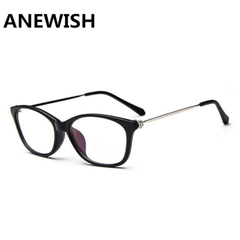 ANEWISH Vintage Brillengestell Frauen Männer Optische Myopie Lesen ...