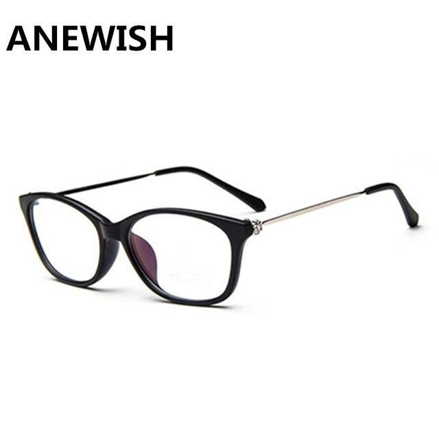 e6b6c1872dd Best Decorative transparent Female Eye glasses frames for women Diamond Cat  Eye Retro Eyeglasses Prescription Sexy