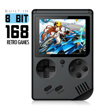 Geek Retro Mini Pocket Game Console 3.0 Inch NES 8-Bit 168 Games