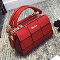 2017 Pu leather bags ladies frame bags handbags women famous brands designer handbags high quality tote bag for women 717