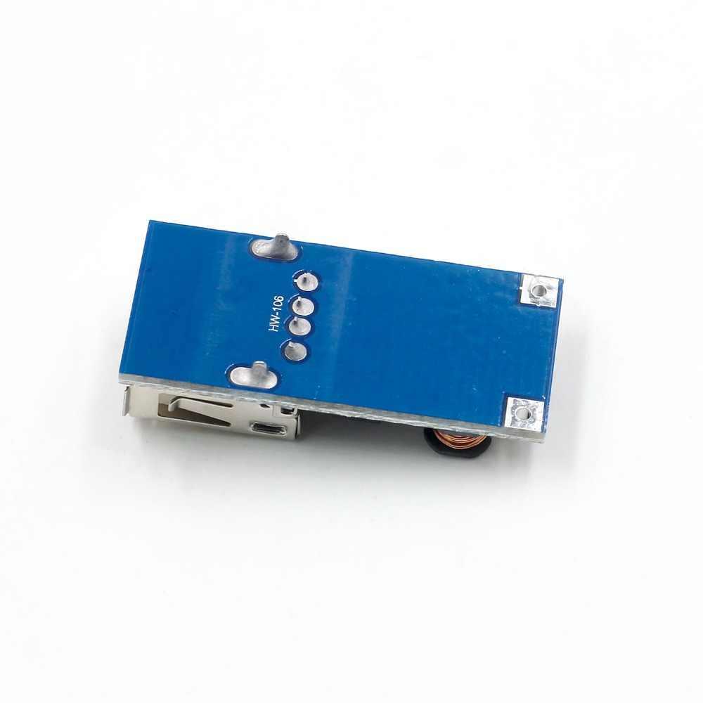 DC DC 0.9 V-5 V do 5V 600MA power bank ładowarka Step Up Boost konwerter zasilanie moduł napięciowy wyjście USB ładowanie obwodu drukowanego