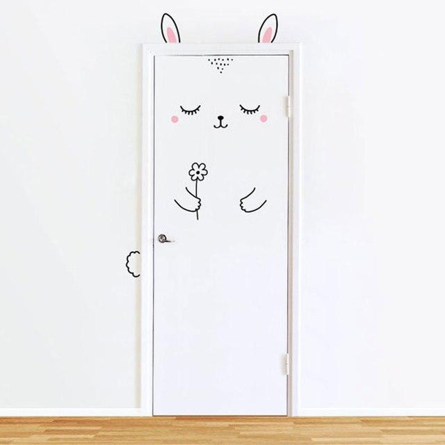 Panda Door 80*200cm Door Size 2