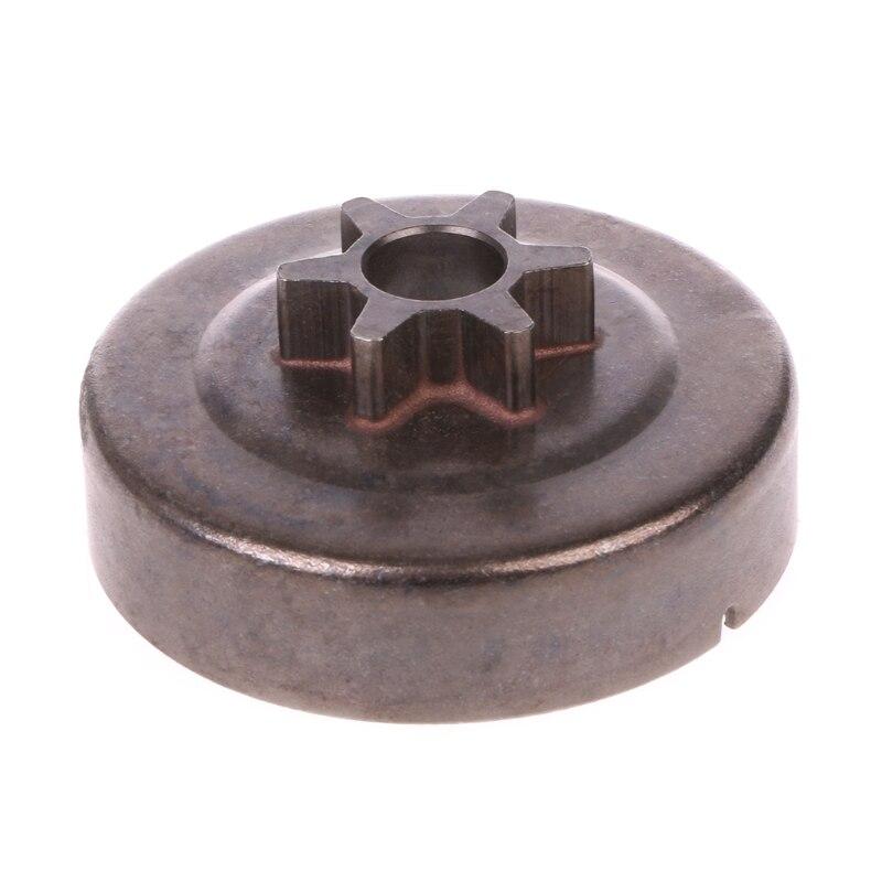 Муфта цепной пилы барабанная Звездочка 3/8 6T шайба E-Clip комплект для STIHL MS170 180 части