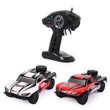 Свет полный-соотношение четыре колеса 2.4 г 40mkh Дистанционное управление скоростной автомобиль 1:18 Desert Racing Дистанционное управление автомобиль Игрушечные лошадки 2 цвета