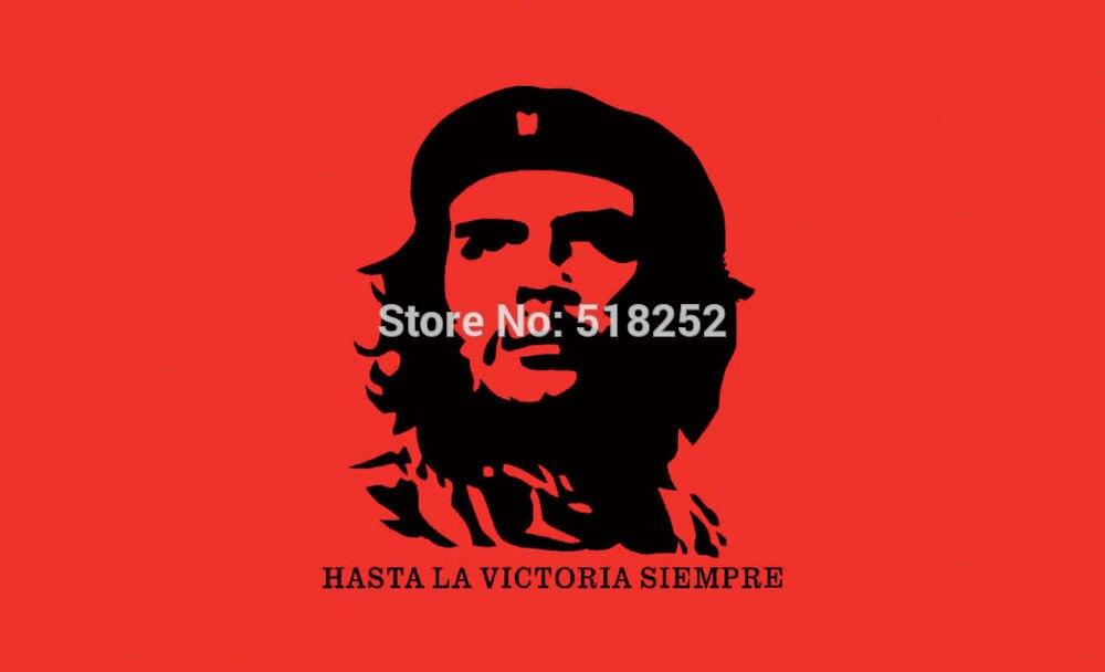 Haus & Garten Wohnkultur Freies Verschiffen Begeistert Che Guevara Flagge 3x5 Ft 150x90 Cm Banner 100d Polyester Flagge Messing ösen 013