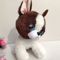 boston-terrier-portia-dog-with-heart-tag-and-tush-label-ty-beanie-boos-collection-1-pc-15cm-6-inch-plush-toys-stuffed-animals