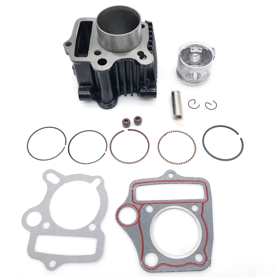 Image 4 - Cylinder Piston Gaskets Kit For HONDA ATC70 CT70 C70 TRX70 CRF70 CRF70F DAX70 ST70 XR70 70CC 72CM3-in Engines from Automobiles & Motorcycles