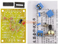 Diy kit модуль IC ICL8038 генератор Функция сигнала цепи люкс/синусоида/треугольная волна/прямоугольный сигнал части цепи