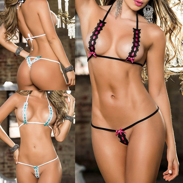 Micro swimwear mini bikini