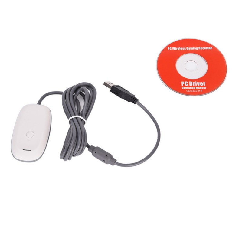 EDAL PC Wireless Gaming Receiver Adapter USB For Xbox 360 Controlador