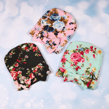Comfortable Girls Bath Wowel and Shower Cap Soft Floral Braid Muslin for Kids Scarf Cloth Towel Handkerchief 80*80cm pink floral towels