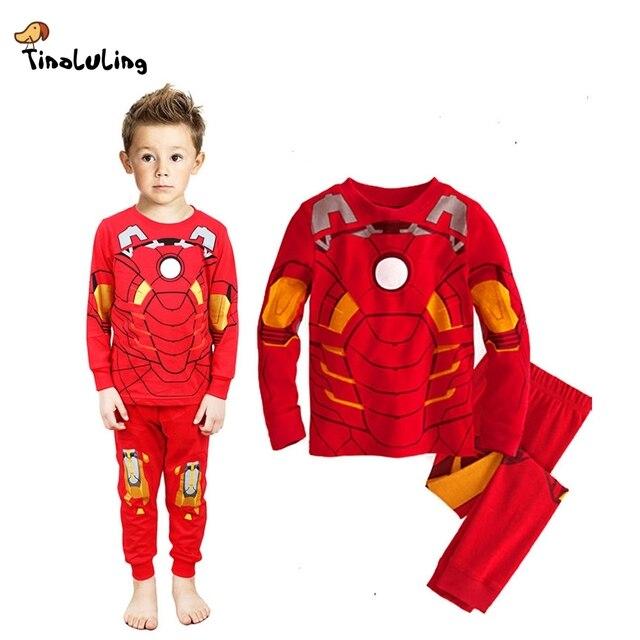 Pyjama Iron Man