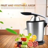 Multifunctional Stainless Steel Household Electric Juicer Orange Lemon Fruit Automatic Squeezer Extractor Squeeze fruit juice