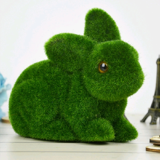 Luxury Artificial Moss for Outdoor Use