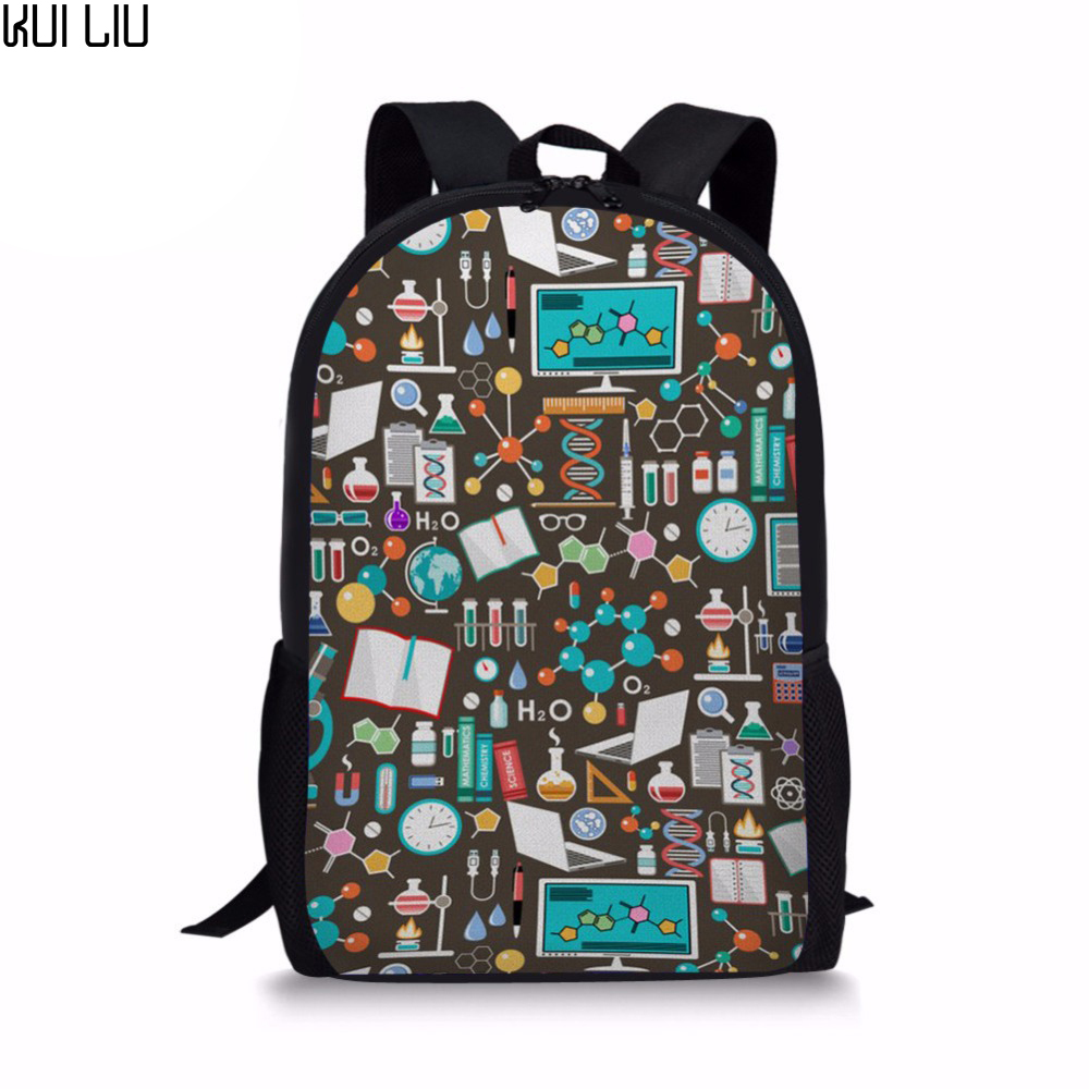 Tribal Diamond Kids Backpack Personalized