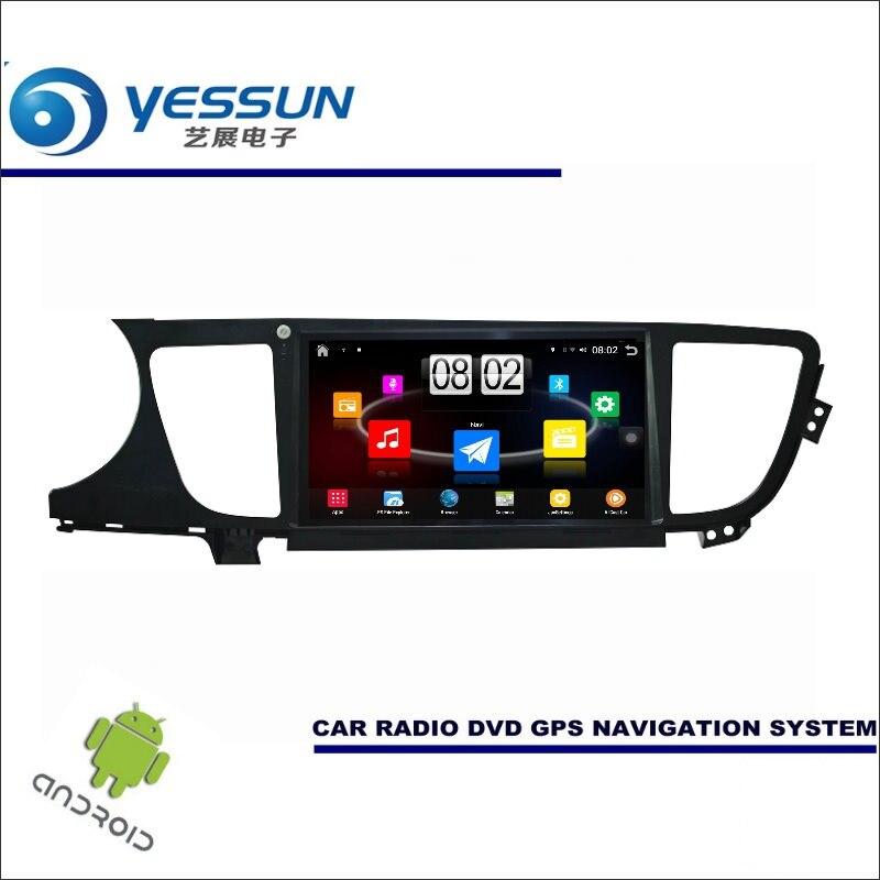Yessun автомобиля Android мультимедийный плеер для Hyundai Мистра 2014 ~ 2016 Радио стерео GPS nav Navi Географические карты (без cd DVD) 10.1 HD Экран