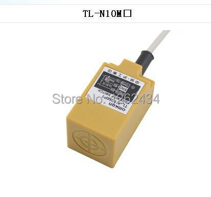 Proximity switch TL-N10MY1 normally open 1 NO communication lines 10 mm 220 v proximity switch xs518b1dal2 xs5 18b1dal2