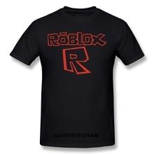 bd850ae96119f Men t shirt Roblox Video Game Tshirts For O-Neck Tops Man (SizeS-