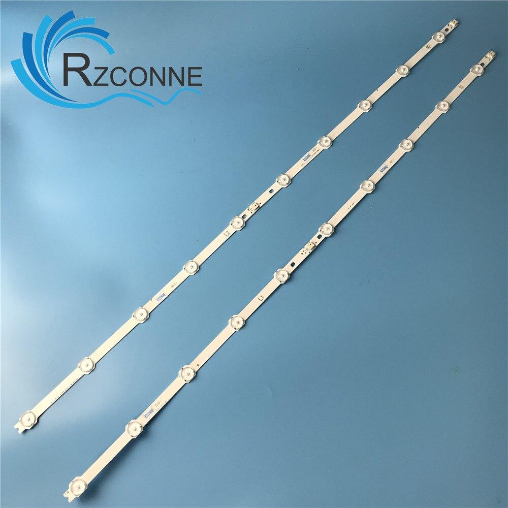 820mm LED Backlight Strip 10leds For LG  42'' REV V13 TV 6916L-1385A 6916L-1386A 6916L-1387A 6916L-1388A  42ln5400 42ln5300