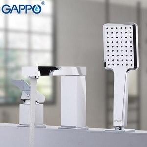 Gappo Waterfall Bathtub Faucet
