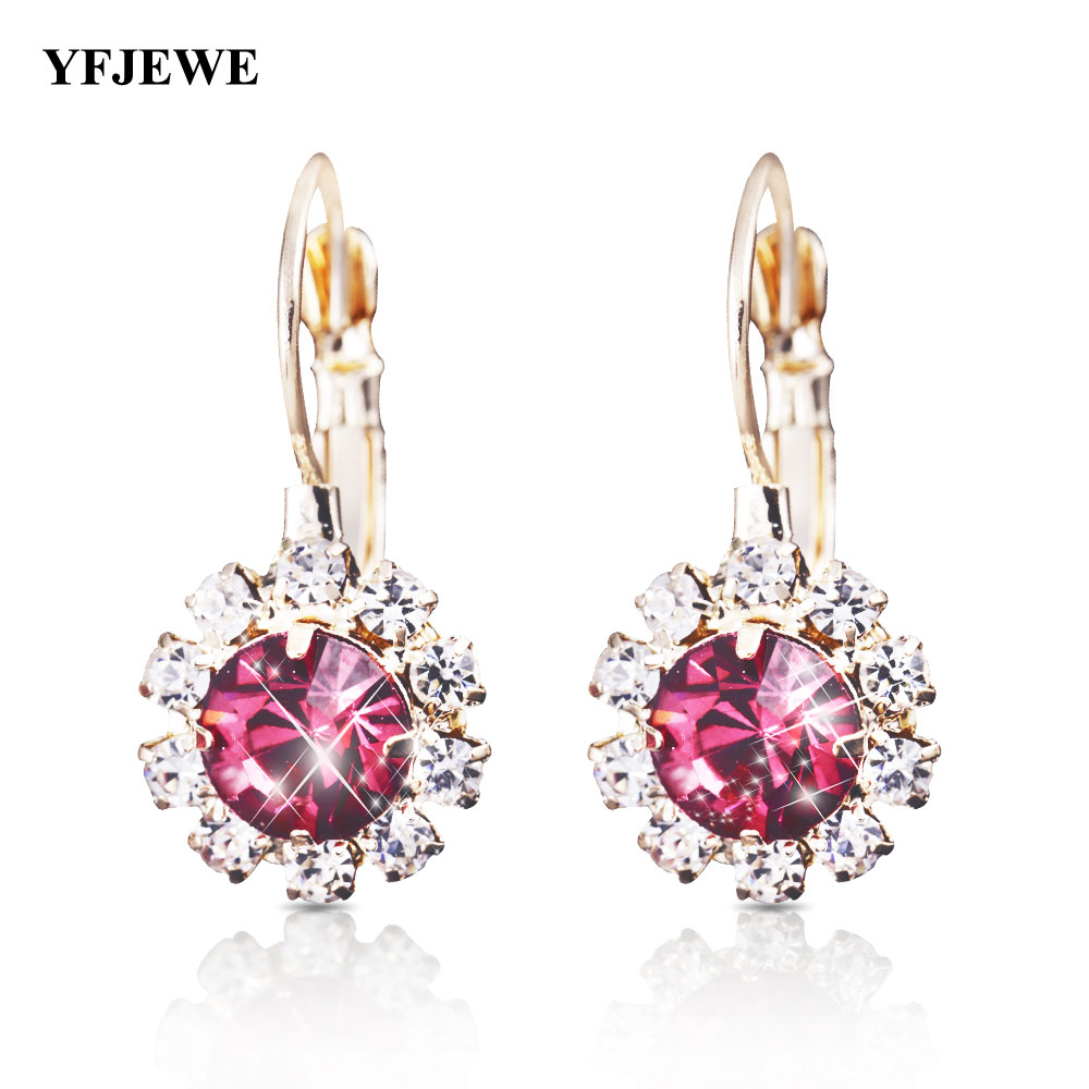 YFJEWE Top Bridal Earring...