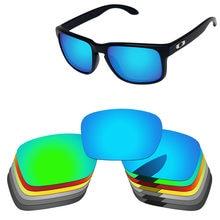 PapaViva POLARIZADA Lentes de Reposição para Authentic Holbrook Óculos De Sol  100% Proteção UVA   UVB-Várias Opções 2ab36387d3