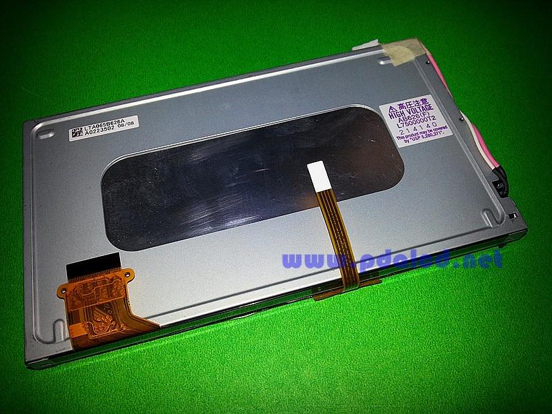 ФОТО Original 6.5'' inch LTA065B626A LCD screen display panel for CAR DVD Audio free shipping