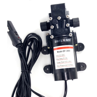 Carzkool 60W car pumping hydraulic pump change the oil pump car wash pump Drop SHipping
