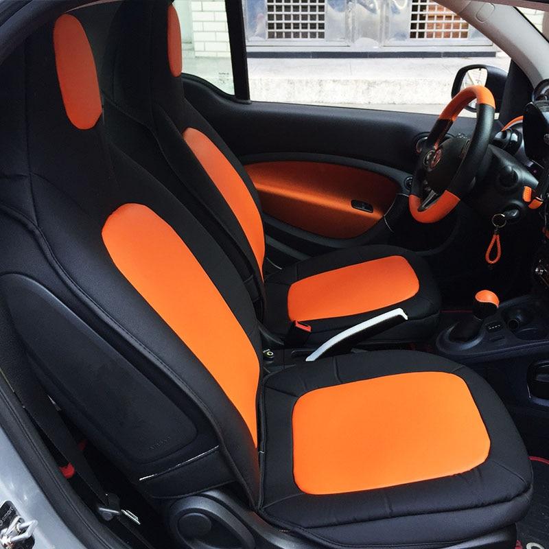 car sport seat covers for benz smart 453 2 door 2015 2016 2017 car accessories useful