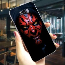 Star Wars Hard Case for SamsungGalaxy A6 Plus 2018 Shockproof Phone Cover Samsung Galaxy A9 A10 A30 A40 A50 Cases Back