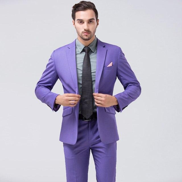 Online Shop Desirable Time Men Green Party Suit Slim Fit New ...