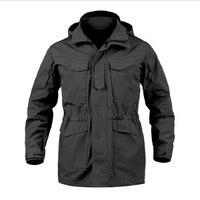 Brand M65 UK Military Jacket Men Camouflage US Army Tactical Men's Windbreaker Hoodie Jacket Outwear Male Casaco Masculino