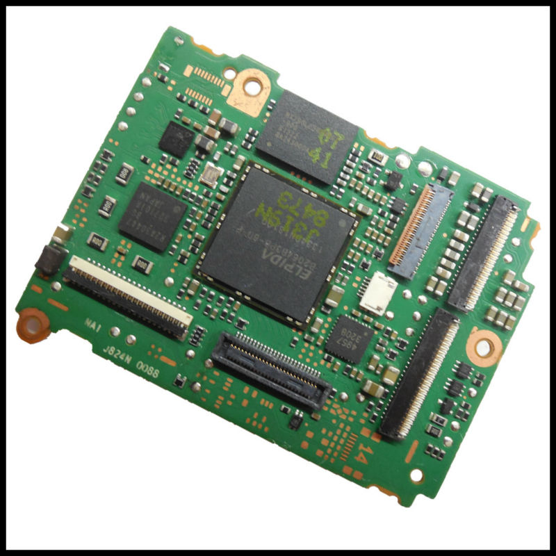 Original Sx260 Main Board For Canon Sx260 Mainboard Sx260motherboard DSC-sx260mainboard Camera Repair Parts Free Shipping