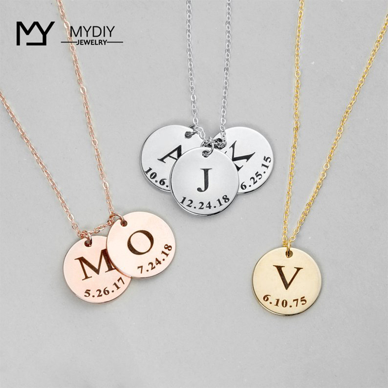 Personalized Bar Necklace Stainless Steel Customized Nameplate Jewelry Mom Gift Necklace For Women Gift For Mom Gift Bracelet