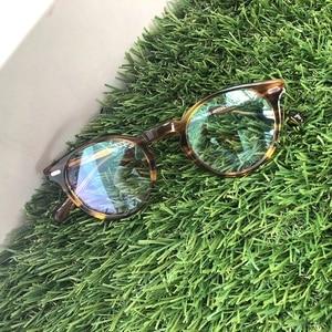 Image 4 - Vintage النظارات البصرية الإطار غريغوري بيك الرجعية النظارات المستديرة للرجال والنساء نظارات أسيتات إطارات