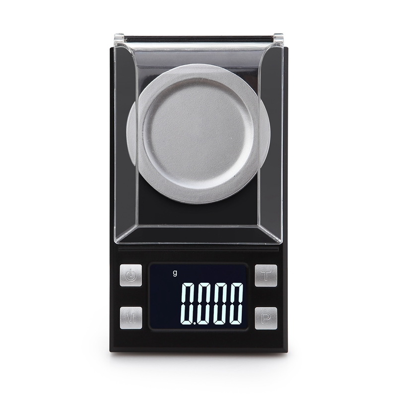 10g 20g 50g 100g Electronic Scales 0.001g Digital Mini Scale LCD Portable Jewelry Medicial Herbs Lab Weight Milligram Gram Scale