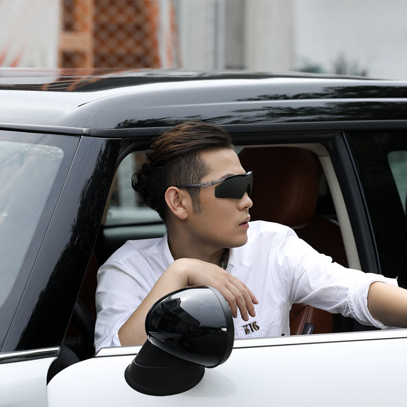 Xiaomi Mijia Turok Steinhardt TS Driver SunglassesTS Nylon Polarized Stainless SunGlass UV400 for Travel,outdoor Driving unisex (14)