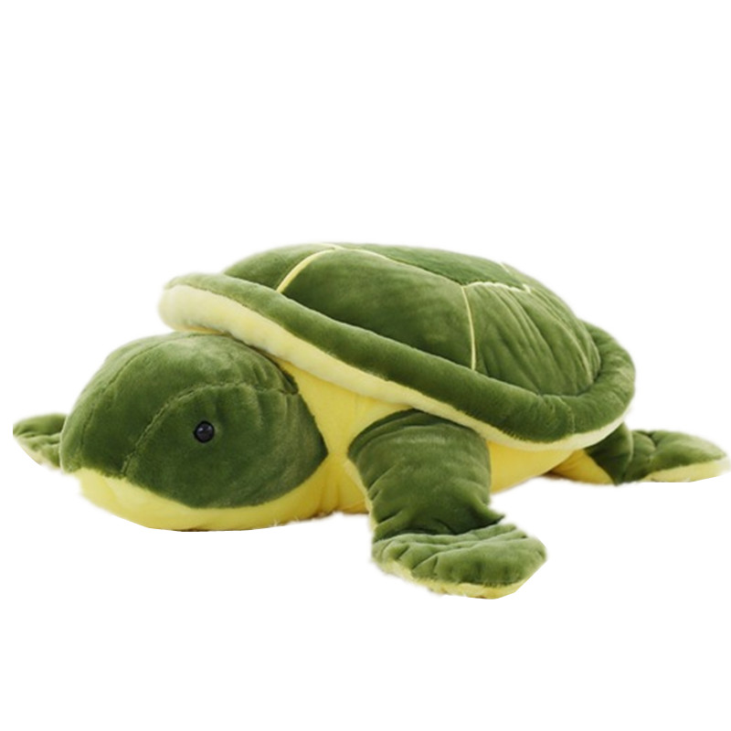 23cm Plush Tortoise Toy Cute Turtle Plush Pillow Stuffed Turtle Pillow Cushion For Girls Gift Kids Toys ocean creatures plush crab cushion doll cute stuffed simulative toys for baby kids birthdays gifts 27 23cm 10 5 9