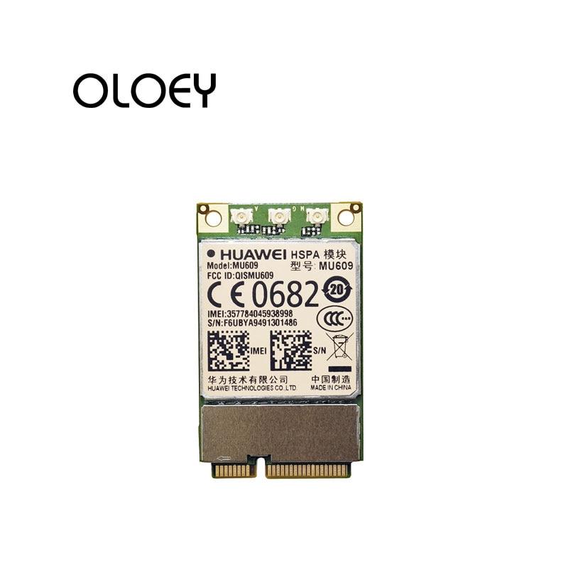 MU609 Mini PCIe WCDMA Wireless 3G WWAN Module HSPA /UMTS/GSM/GPRS MU609