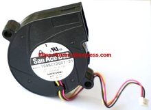 Sanyo 5015 12V 0.12A 109BC12GD7-21 XF-47201 109BC12GD7-3 Projector cooling fan Y-Y5015H12B