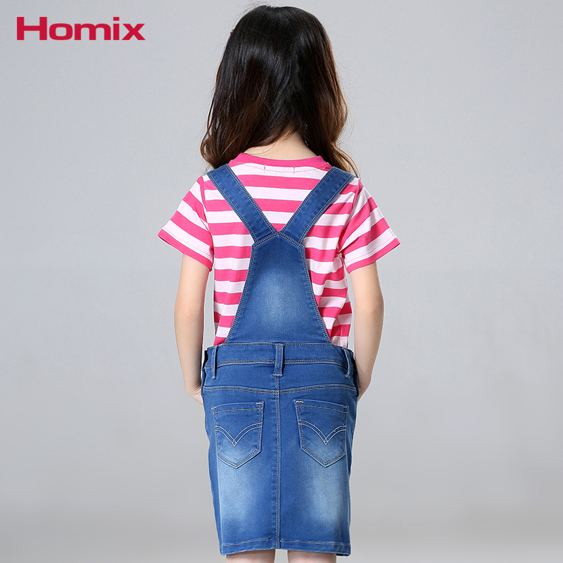 95d3b1998 Baby Girls Dresses 4T-12T Girls Overalls Denim Pinafore Dungarees Kids  Jumpsuits Children Clothes Kids Clothing   Mikes Wholesale Mart