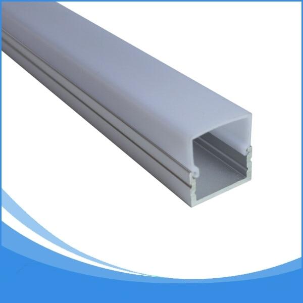 20PCS 1 m de longitud LED perfil de aluminio envío libre de DHL led - Iluminación LED